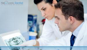 ¿Qué toma en cuenta un dentista para realizar un diagnóstico?
